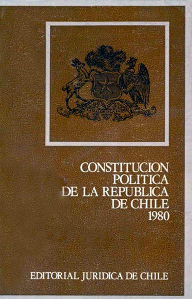 Constitución Política de la República..